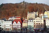 View of Karlovy Vary. Czech Republic — Stock Photo