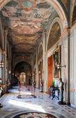 Interior of Knight's Palace — Stock Photo