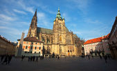 Prague Castle i — Stock Photo