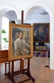 Galery by artist Ivan Kulikov. Self-portrait — Stock Photo