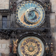 Astronomical Clock in Prague.  Czech Republic — Stock Photo