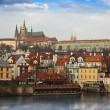 Stock Photo: View of Prague