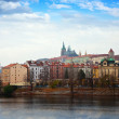 Stockfoto: View of Prague. Czechia