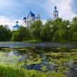 Stock Photo: Holy Bogolyubovo Monastery