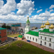 Church of the Nativity John the Baptist at Nizhny Novgorod — 图库照片