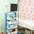 Stock Photo: Endoscope equipment in medical clinic