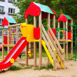 Stock Photo: Playground area, nobody