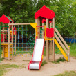 Royalty-Free Stock Photo: Childrens playground area