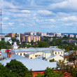 Top view of Vladimir — Foto Stock