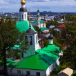 Saviour Transfiguration Church at Vladimir — Foto Stock