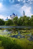Holy Bogolyubovo Monastery — Stock Photo