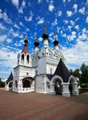 Troitskiy monastery at Murom in summer. Russia — Stock Photo