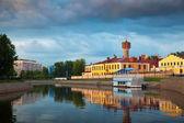 Ivanovo in summer evening — Stock Photo
