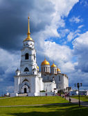Assumption cathedral at Vladimir in summer — Stock Photo