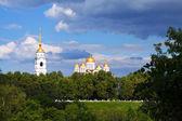 Uspiènskii Cattedrale di vladimir — Foto Stock
