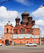 Vveděnskij kláštera v Ivanovu — Stock fotografie