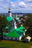 церковь спаса преображения в владимир — Стоковое фото