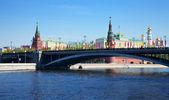 Kremlin de moscou de la moskova. russie — Photo