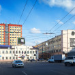 view of ivanovo - revolution square — Stock Photo