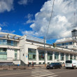 Stock Photo: Main River Station in Nizhny Novgorod. Russia