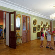 Interior of Art Museum in Yaroslavl. Russia - Stock fotografie