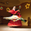 Stock Photo: Traditional orient dance