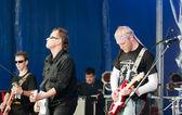 """Banda de rock """"por-les"""" — Fotografia Stock"""