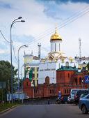 Templo de la Santísima Trinidad en ivanovo — Foto de Stock