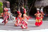 Polynesian show — Stock Photo