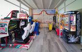 Amusement machines — Stock Photo