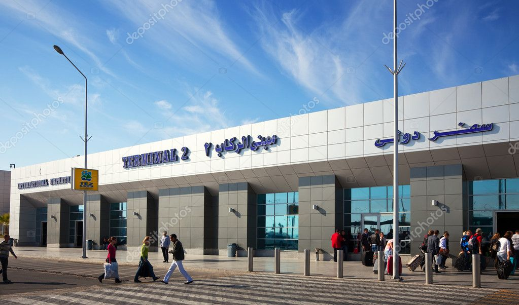 Hurghada International Airport - Images | Nour El Refai - Egyptian ...