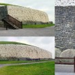 Stock Photo: Newgrange