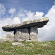 Stock Photo: Poulnabrone dolmen