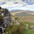 Landscape of Moll's Gap in Ireland — Stock Photo