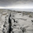 Stock Photo: Burren near Derreen, West Eire