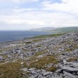 The Burren near Derreen, West Eire — Stock Photo