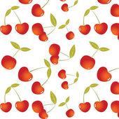 Cherry — Cтоковый вектор