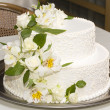 White wedding cake — Stock Photo #11917031