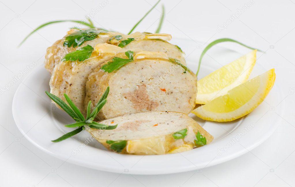 фаршированная рыба по одесски рецепт с фото