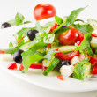 greek salad&quot — Stock Photo #11462297