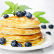 Pancakes — Stock Photo #11575837