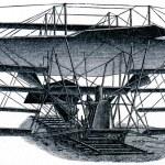 ������, ������: Aerial shot of Maxim 1890 94