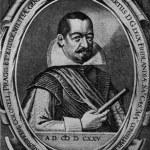 Постер, плакат: Albrecht von Wallenstein Peter Isselburg engraving 1622
