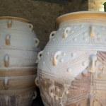 Giant amphoras — Stock Photo #11863522