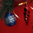 Christmass decorations — Stock Photo #11864608