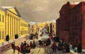 Auguste gadolle - kuznetskiy brug — Stockfoto