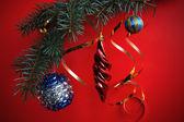 Christmass decorations — Stock Photo