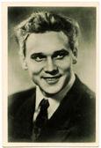 Georgi Yumatov Soviet film actor — Stock Photo