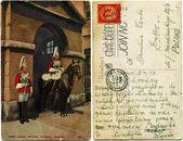 Horse Guards Sentries, Whitehall, London — Stock Photo