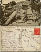 Lovers Seat, Fairlight Glen, Hastings — Zdjęcie stockowe